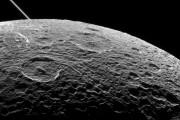 احتمال وجود اتمسفر در کره ماه در گذشته دور