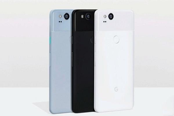 مشخصات فنی گوشی گوگل پیکسل ۲